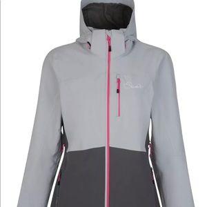 Dare2b Women Jacket Waterproof Hiking 🧥 size 4